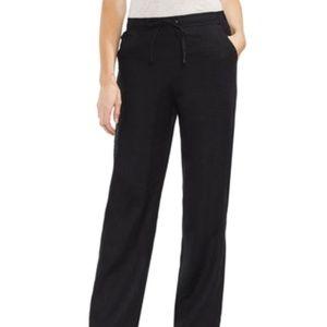 J. Jill | Linen Cotton Wide Leg Slacks